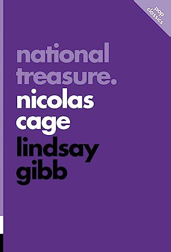 9781770412361: National Treasure: Nicolas Cage (Pop Classics)
