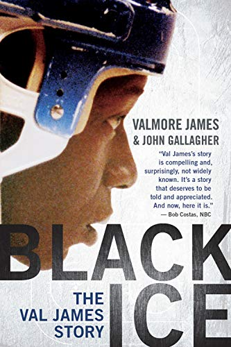 9781770413634: Black Ice: The Val James Story