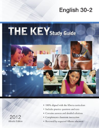 The Key Study Guide English 30-2: Rao, Gautam