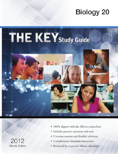 9781770442177: The Key Study Guide Biology 20