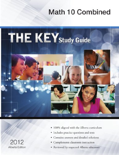 9781770442245: The Key Study Guide Math 10 Combined