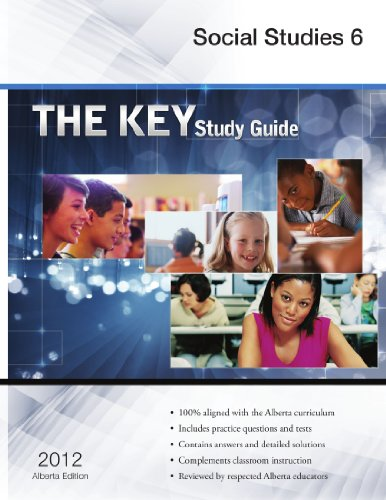 The Key Study Guide Social Studies 6: Rao, Gautam