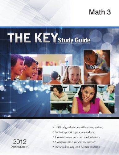 The Key Study Guide Math 3: Rao, Gautam