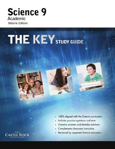 The Key Study Guide Science 9 Academic: Rao, Gautam