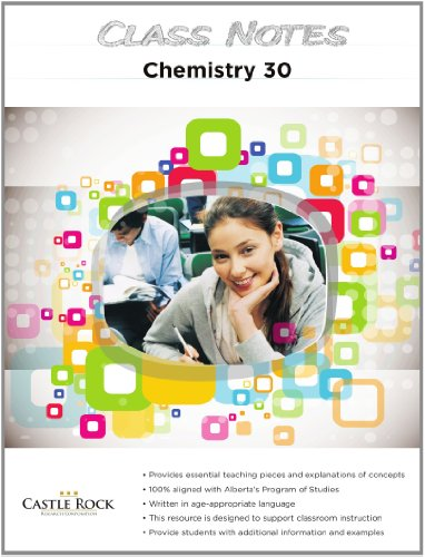 9781770443174: Class Notes Chemistry 30
