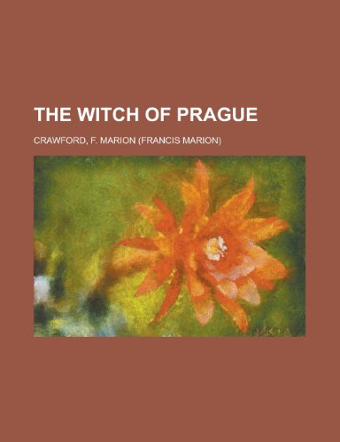 The Witch of Prague (177045263X) by Crawford, F. Marion