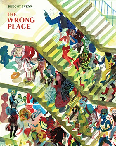 9781770460010: The Wrong Place