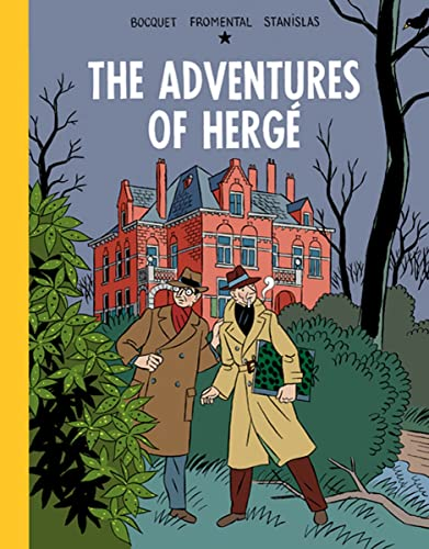 9781770460591: The Adventures of Herge
