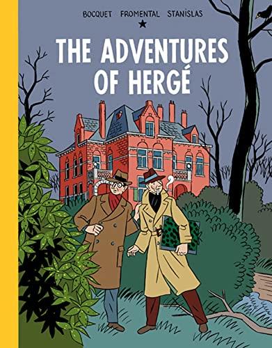 9781770460591: Adventures of Herge