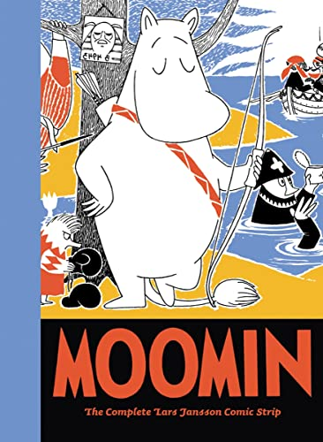 9781770460621: Moomin: The Complete Lars Jansson Comic Strip