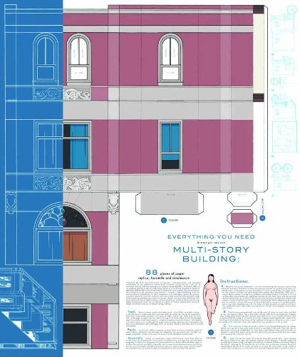 "9781770461130: Building Stories: The Limited ""building Model"" Edition"
