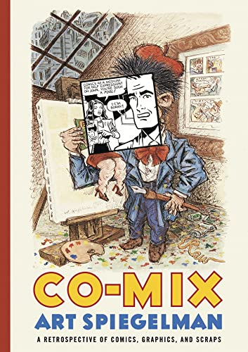 Co-Mix: Spiegelman, Art