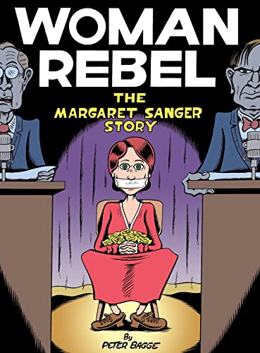 9781770461260: Woman Rebel: The Margaret Sanger Story