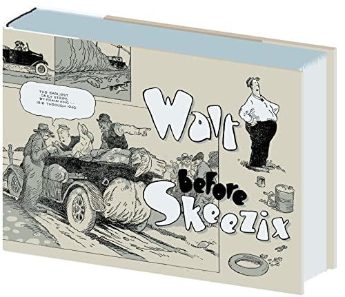 Walt Before Skeezix (Walt and Skeezix): King, Frank