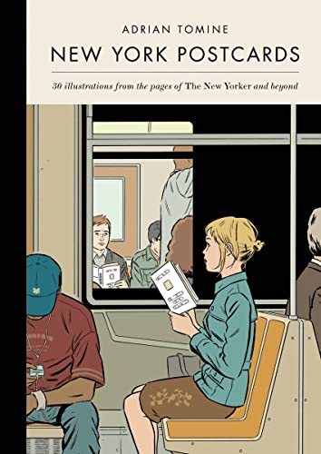 9781770461598: New York Postcards: 30 Illustrations from the Pages of The New Yorker and Beyond