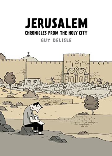 9781770461765: Jerusalem: Chronicles from the Holy City