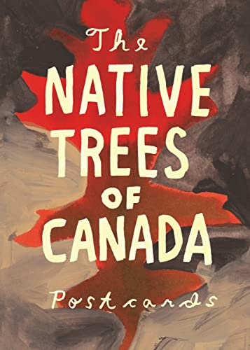 9781770462137: Native Trees of Canada: A Postcard Set: Postcard set with 30 postcards