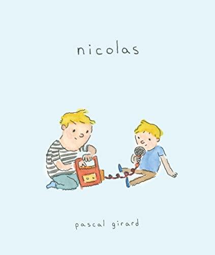 9781770462625: Nicolas (Petits Livres)