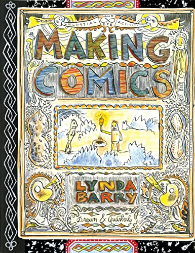 Making Comics: Barry, Lynda