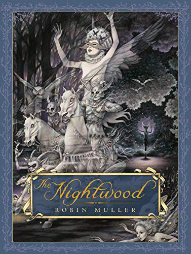 The Nightwood: Muller, Robin