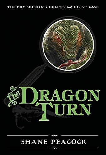 The Dragon Turn (Boy Sherlock Holmes): Peacock, Shane