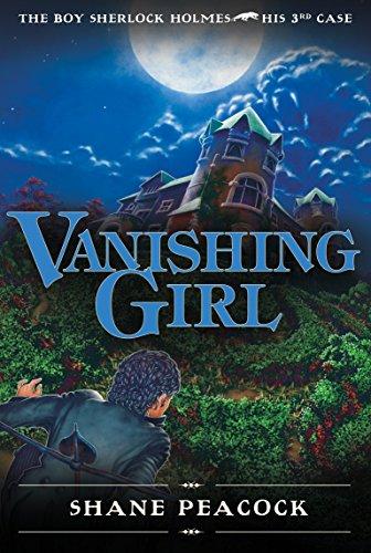 9781770492349: Vanishing Girl: THE BOY SHERLOCK HOLMES, HIS 3RD CASE