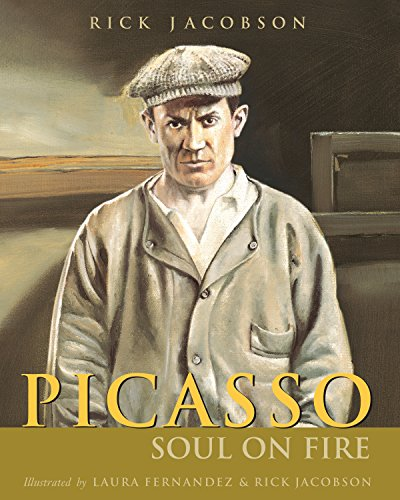 Picasso: Soul on Fire: Jacobson, Rick