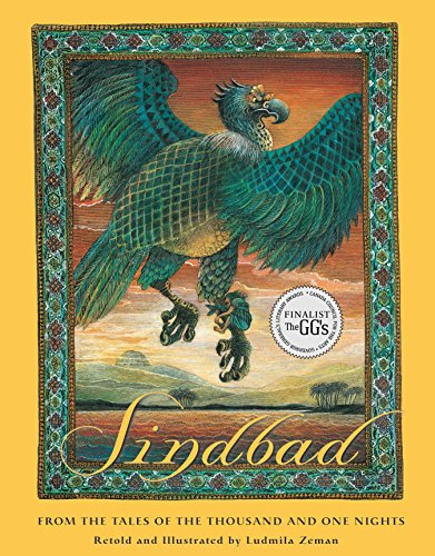 9781770492646: Sindbad: From the Tales of the Thousand and One Nights