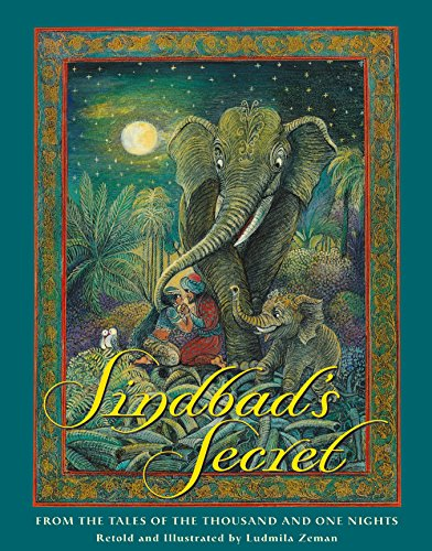 9781770492653: Sindbad's Secret: From the Tales of the Thousand and One Nights