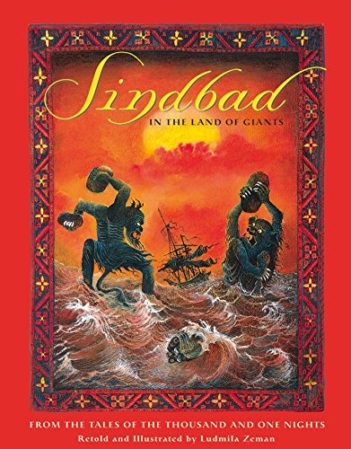 9781770492660: Sindbad in the Land of Giants: From the Tales of the Thousand and One Nights (Sinbad Trilogy)