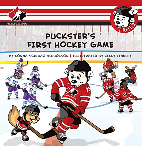 9781770493162: Puckster's First Hockey Game