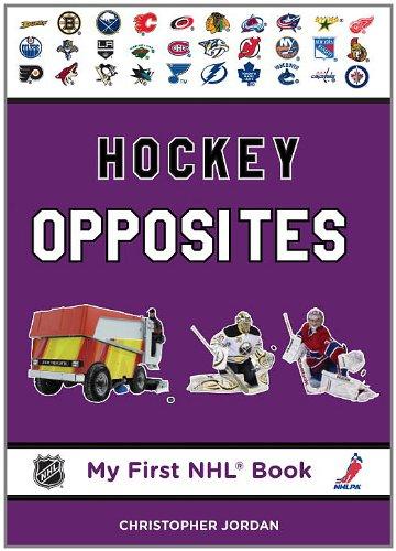 9781770493186: Hockey Opposites (My First NHL Book)