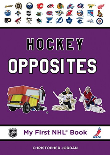9781770493452: Hockey Opposites (My First NHL Book)