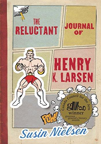 The Reluctant Journal of Henry K. Larsen: Nielsen, Susin