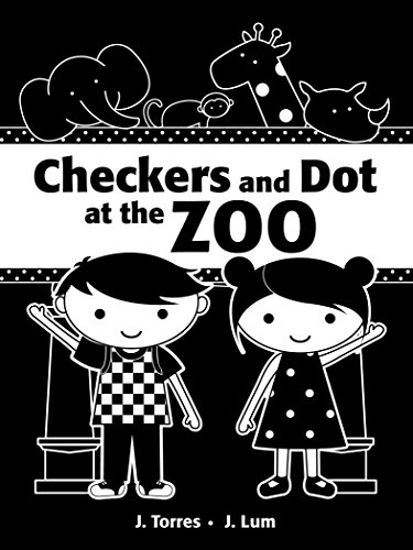 9781770494428: Checkers and Dot at the Zoo