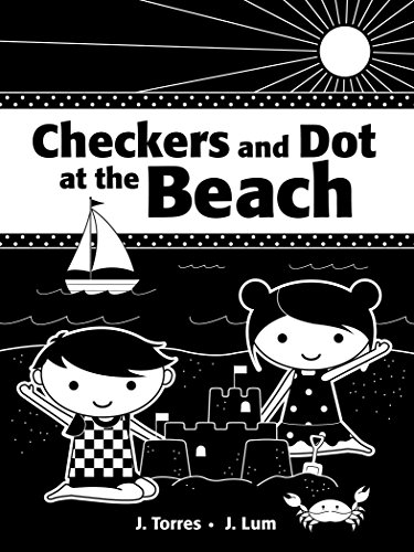 9781770494442: Checkers and Dot at the Beach