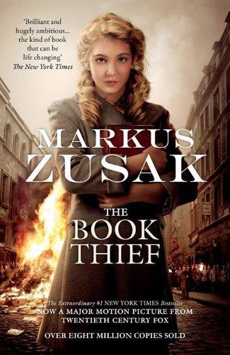 The Book Thief Movie Tie:book Thief : :the Book Thief Paperback :by Markus Zusak