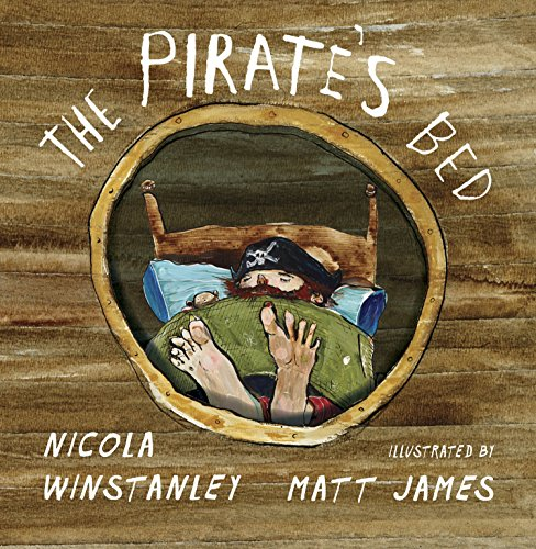 Pirate's Bed, The: Nicola Winstanley