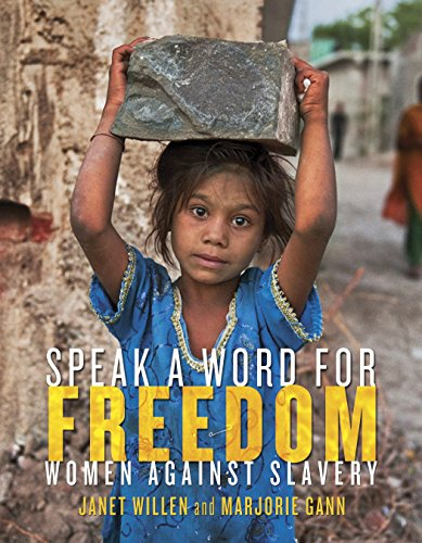 9781770496514: Speak a Word for Freedom: Women against Slavery
