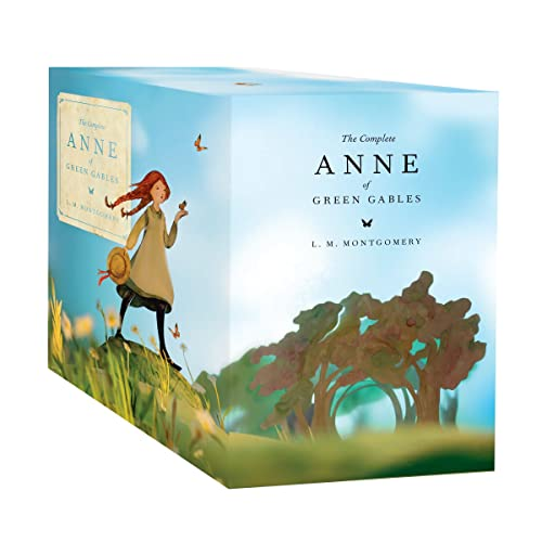 9781770496798: Complete Anne 8 Copy Boxed Set