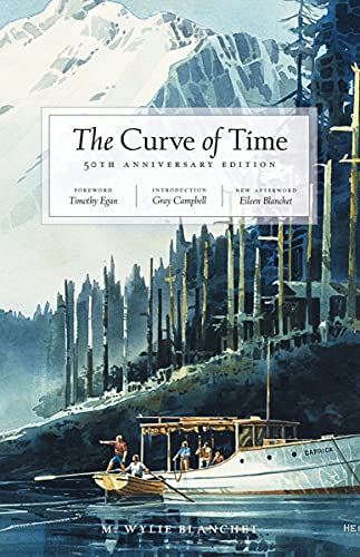 9781770500372: The Curve of Time