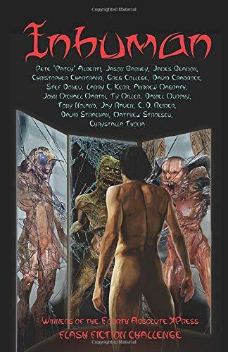 "Inhuman: Absolute XPress Flash Fiction Challenge #4: Pete ""Patch"" Alberti;"