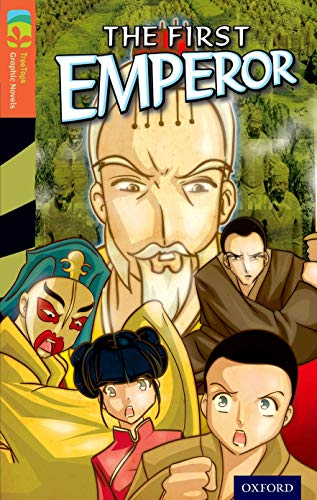 9781770582767: Oxford Reading Tree TreeTops Graphic Novels: Level 13: The First Emperor
