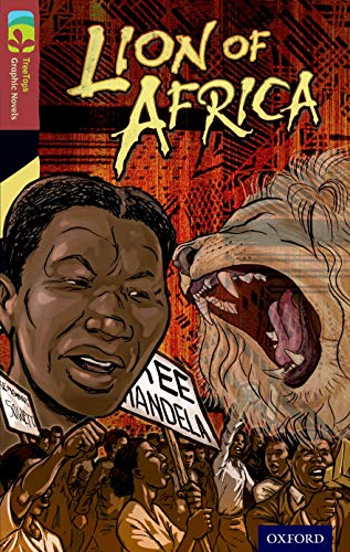 9781770582880: Oxford Reading Tree TreeTops Graphic Novels: Level 15: Lion Of Africa