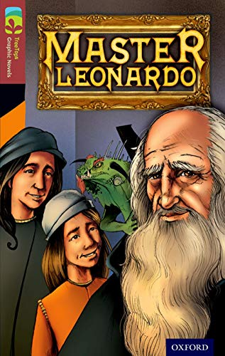 9781770582903: Oxford Reading Tree TreeTops Graphic Novels: Level 15: Master Leonardo