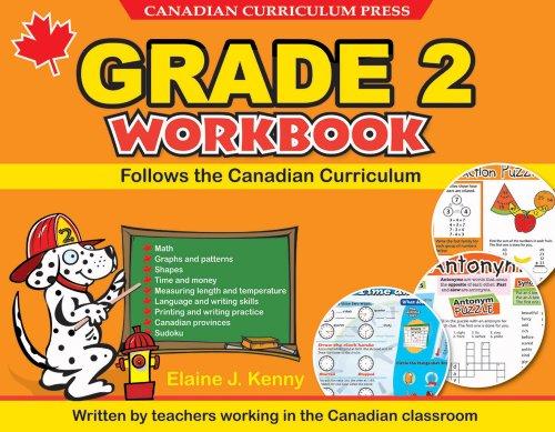 Grade 2 Workbook: Elaine J. Kenny, B.Ed.