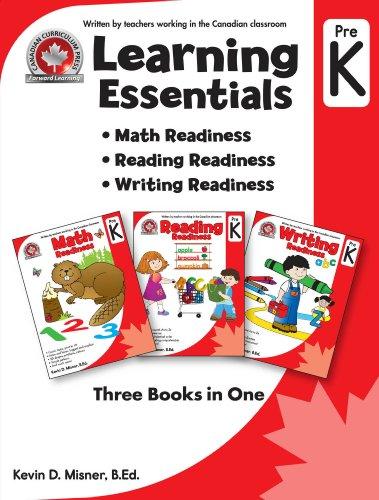Learning Essentials Pre K: Kevin D. Misner,