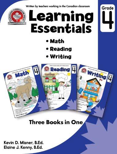 Learning Essentials Grade 4: Kevin D. Misner, B.Ed. & Elaine J. Kenny, B.Ed.