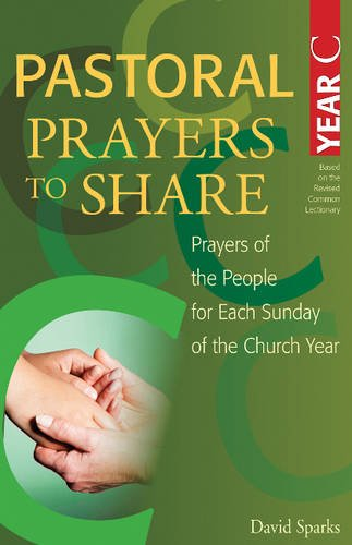9781770644441: PASTORAL PRAYERS TO SHARE YR C