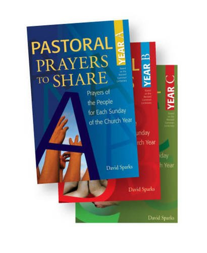 9781770644632: Pastoral Prayers to Share Set of Years A, B, & C